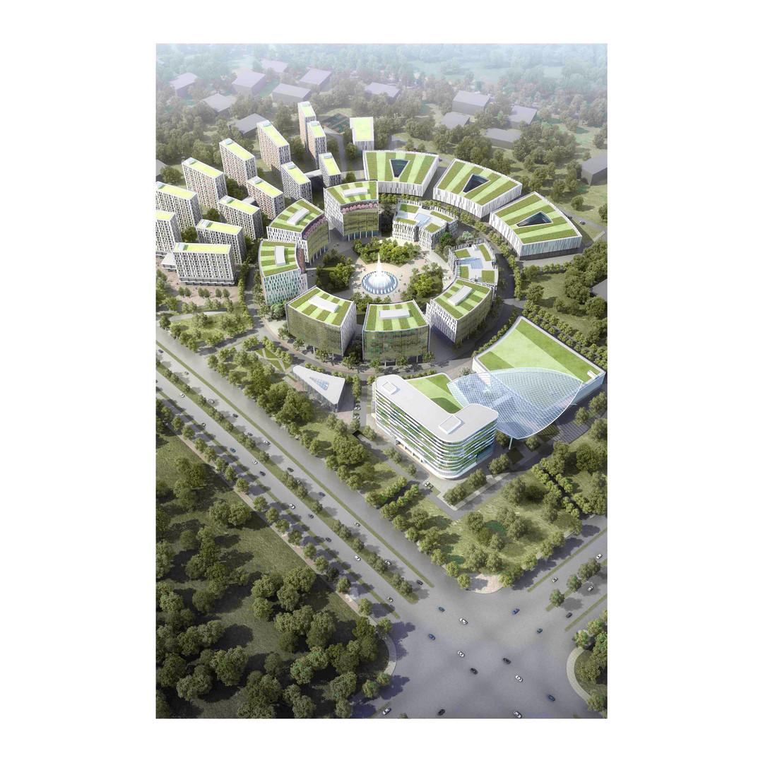 Changzhi Hi-Tech District