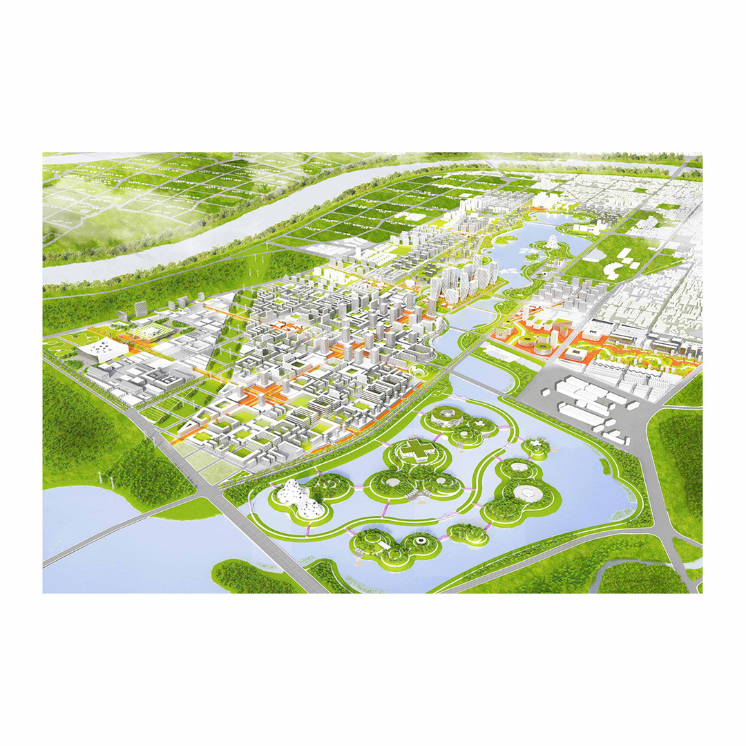 Changde Masterplan