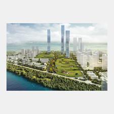 Shenzhen Bay Megacity