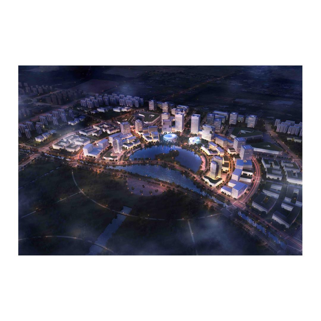 Binhai Port Industrial Park