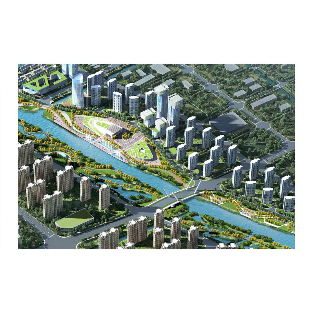 Chaunchang River Masterplan