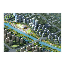 Chaunchang River Masterplan