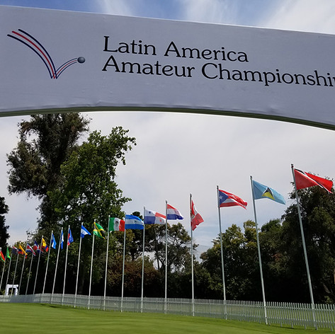 Video Clipping de TV - Latin America Amateur Championship - República Dominicana 2019