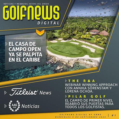 GolfNews Digital #1