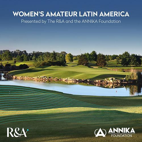 Se lanzó el Women's Amateur Latin America, el nuevo campeonato de élite femenino