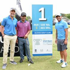 111° VISA Open de Argentina presentado por OSDE 2016 - PGA TOUR Latinoamérica