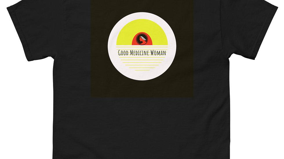 Men's Good Medicine Woman Logo T-Shirt