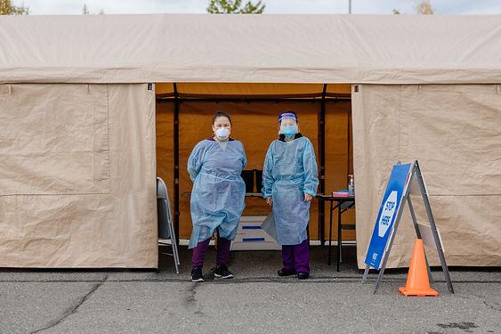 Frontline healthare workers