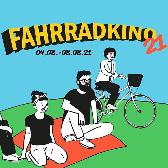 Fahrradkino21 - Eröffnung