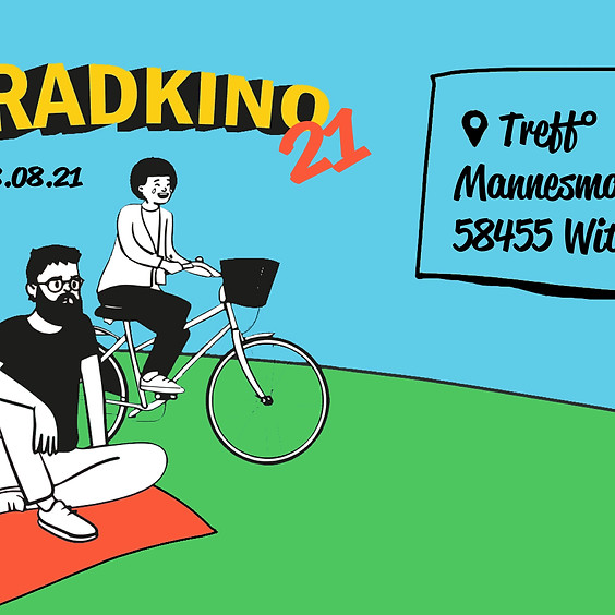 Fahrradkino21 - One Health