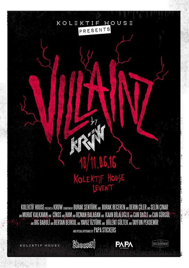 Kruw Villainz
