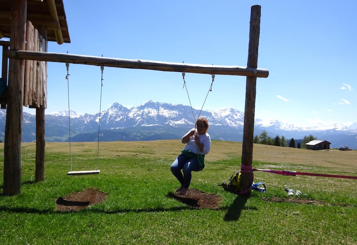 Wandern Südtirol Puez Geisler