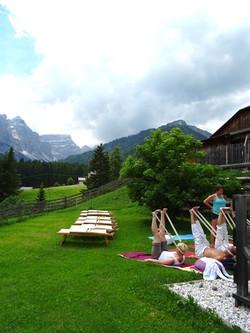 Wandern Hatrha Yoga Südtirol