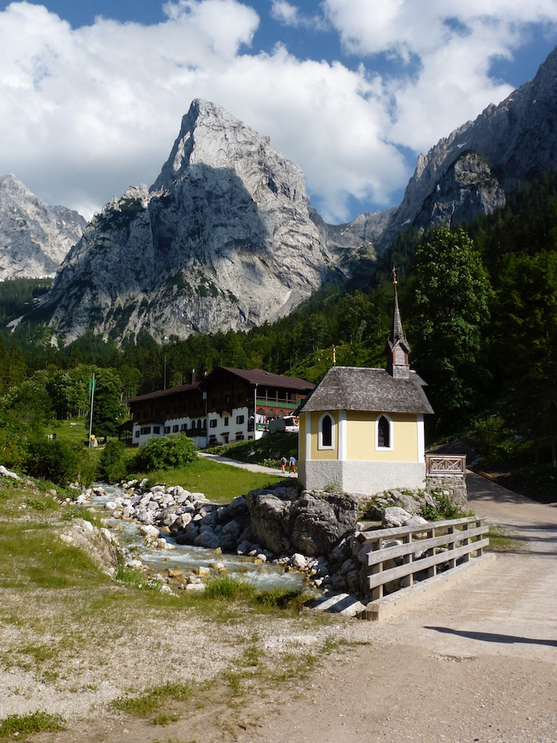 Wandern Kaisertal