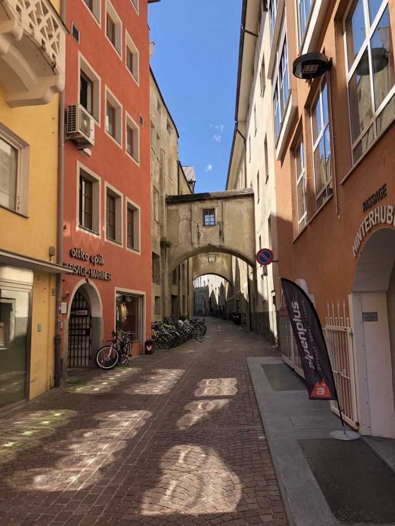 Wandern Yoga Südtirol