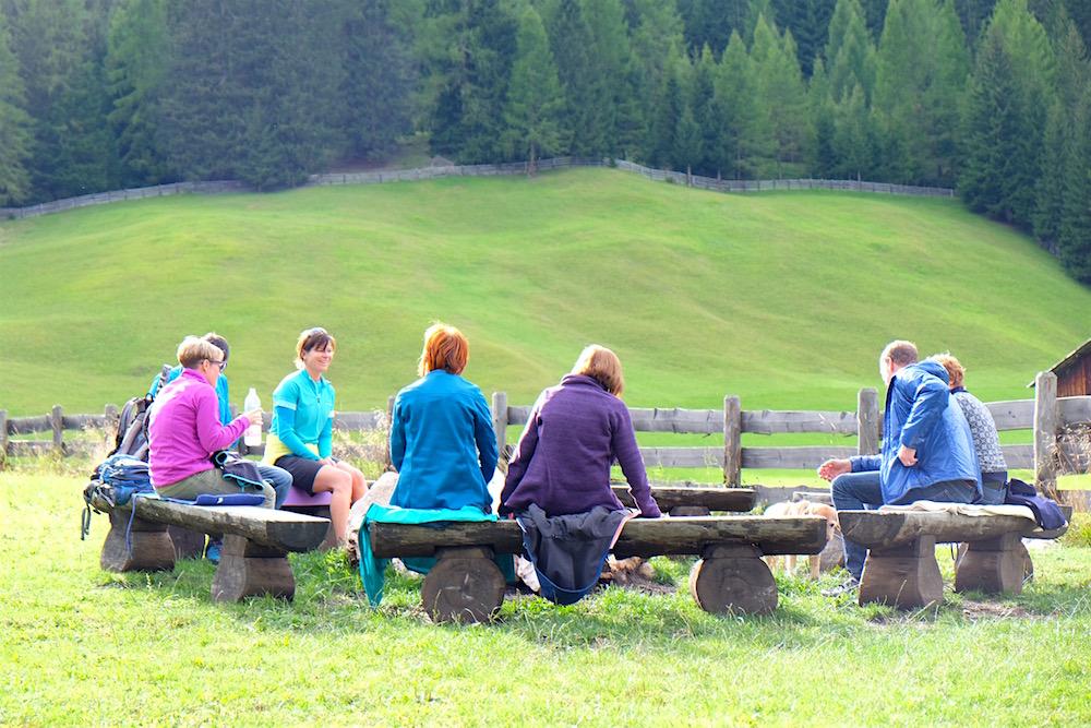 Urlaubs Südtirol