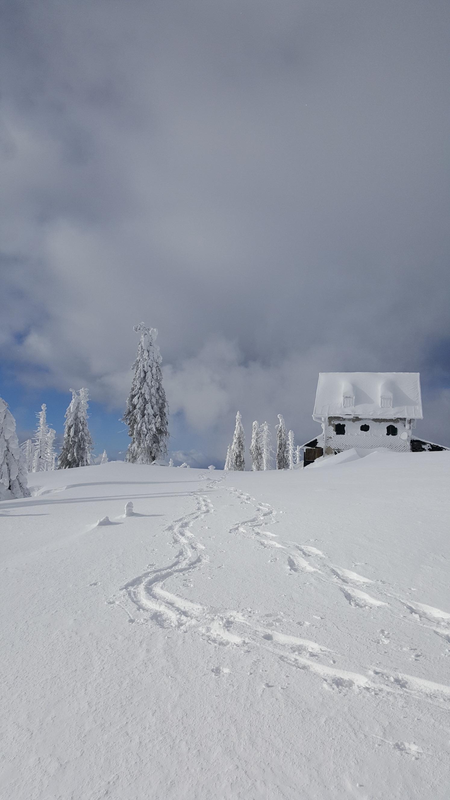 Auszeit Schneeschuh