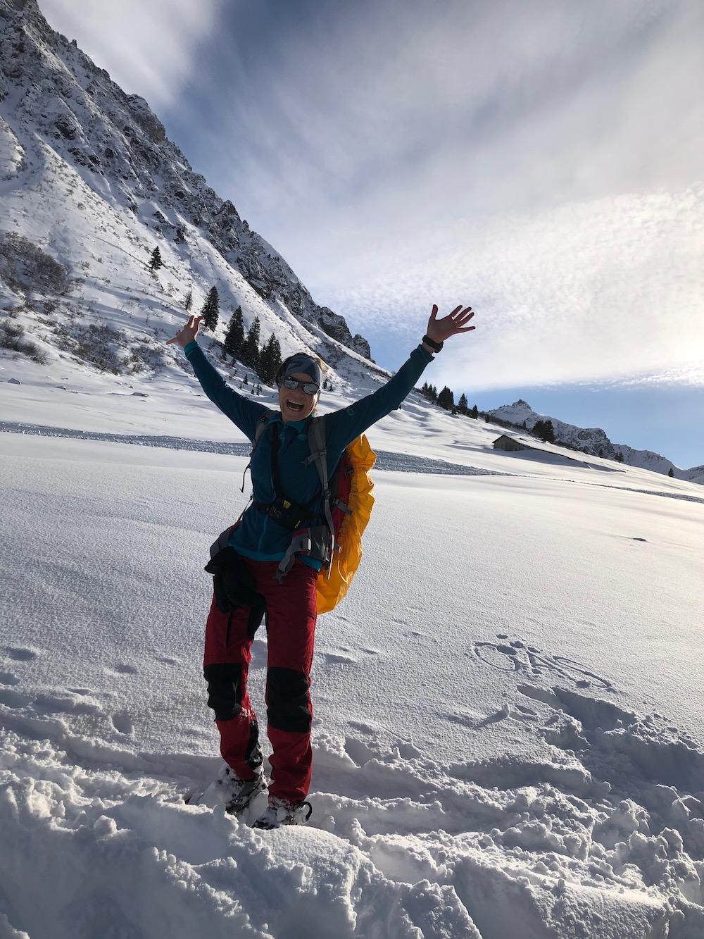 Schneeschuh Allgäu
