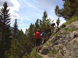 Hüttenwandern Kaisertal
