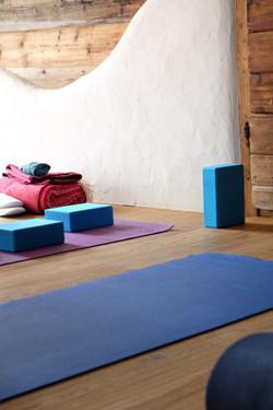 Wandern Yoga Dolomiten