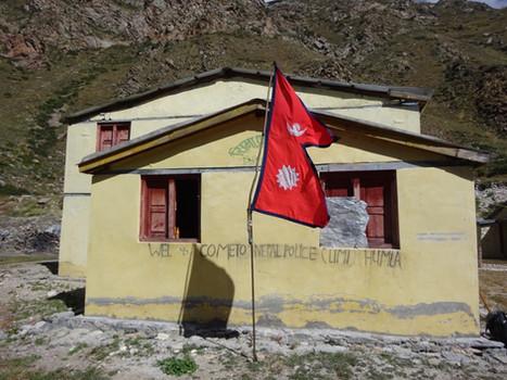 nepalesische Polizei