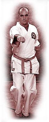 C.A.S.K. Karate Halifax Sensei Greg Reid
