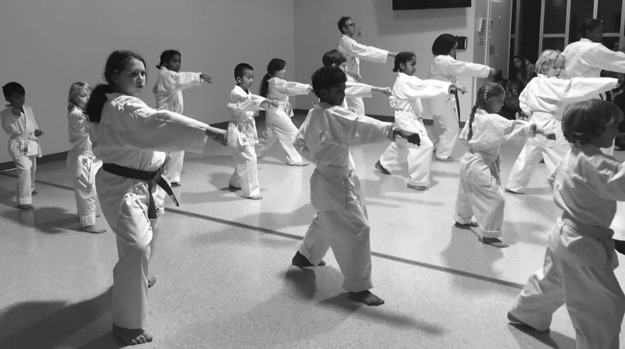 Youth Karate Classes Halifax Nova Scotia