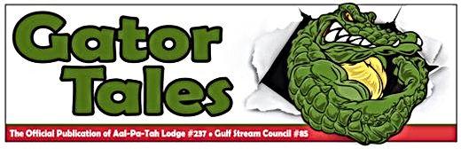 Gator Tales Logo