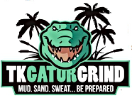 TK Gator Grind Logo