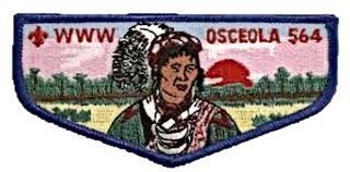 Osceola Lodge 564