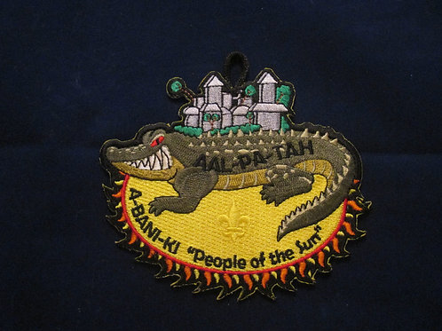A-Bani-Ki Chapter Patch
