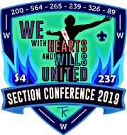 Section Conference Special Edition Patch