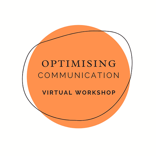 Optimising Communication