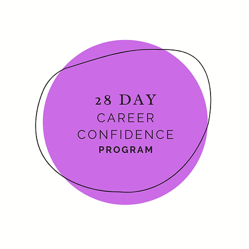 28 Day Career Confidence Program