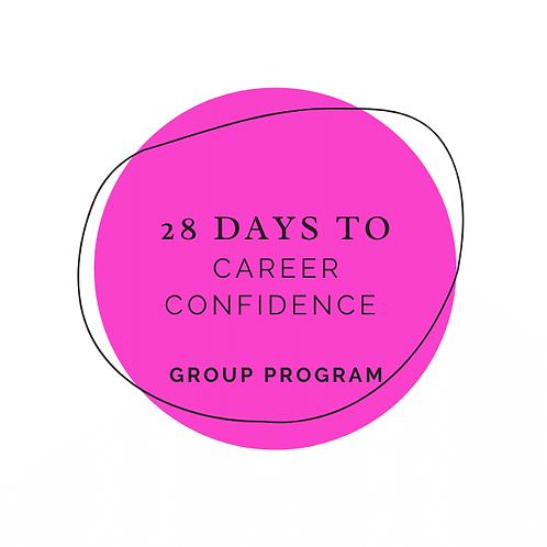 28 Days to Career Confidence Program