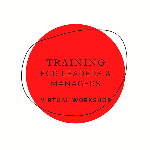 Training for Leaders & Managers