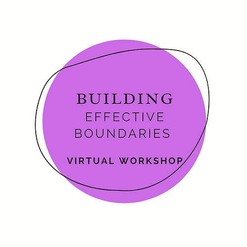 Building Effective Boundaries at Work and Home