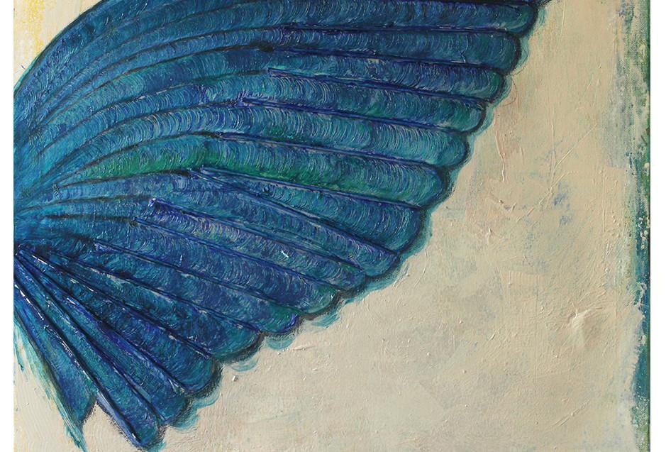 Oiseau Femme 2