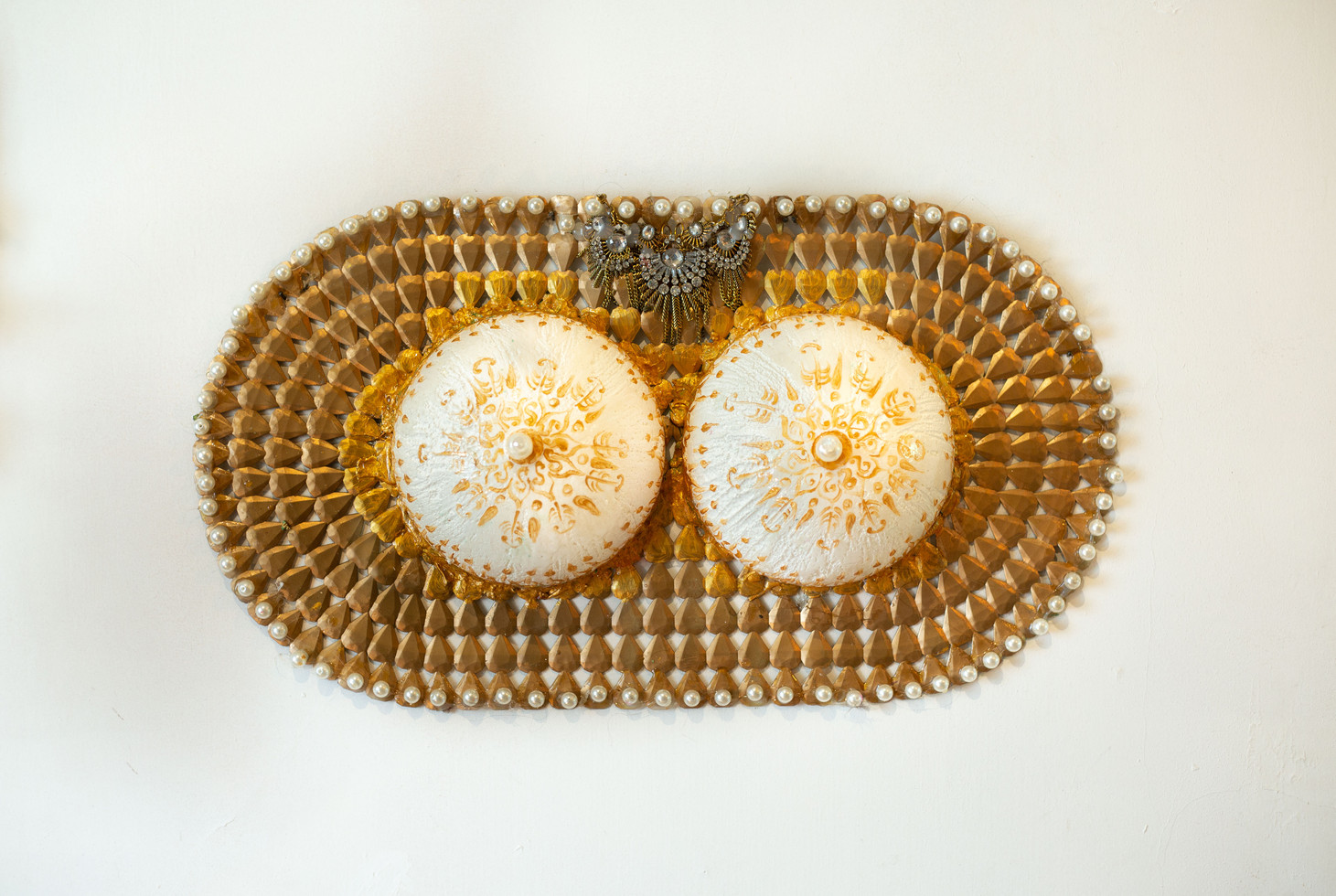 The breasts of the golden calves
