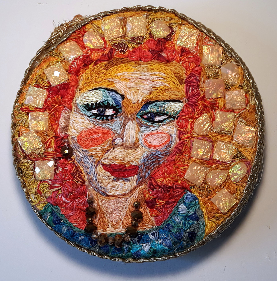 Longing her Klimt