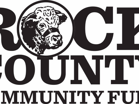 Rock County Community Fund grants $20,000 for community-betterment