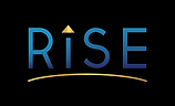 rise logo for web (black background) (1)