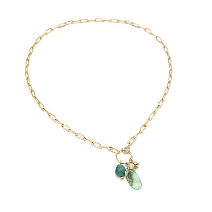 collier MARCEAU chryso
