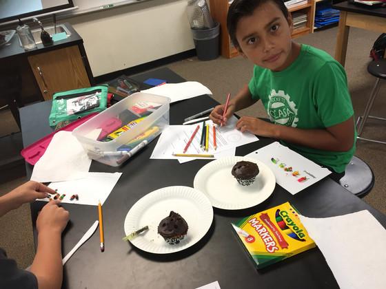 Cupcake Geology