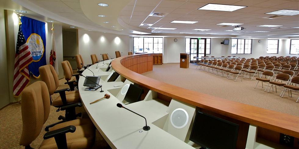 OCASA College Prep Public Hearing