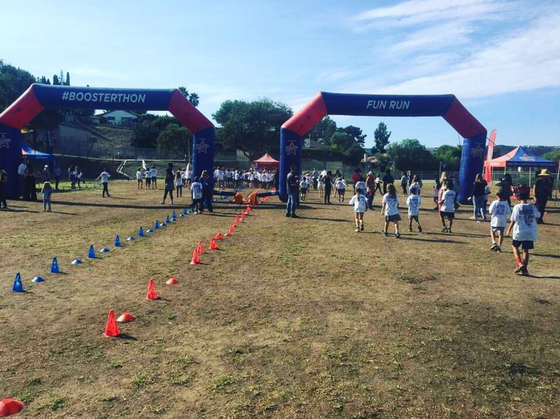 $15,000 Raised at 1st OCASA Fun Run