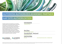 Arcdox Autodesk Authorized Training Center
