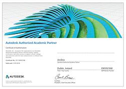 Arcdox Autodesk Academic Partner