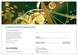 Arcdox Autodesk Authorized Training Center