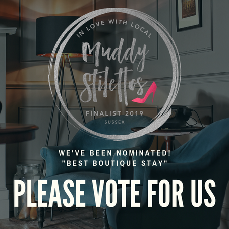 Vote for Fair Oak Farm in the Muddy Stiletto Awards
